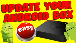 Updating $35.00/Selling 2018 7.1 Android Box Fully Updated $110