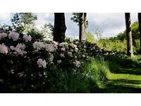 Experienced Gardener Required for Prestigious Private Estate in Fife
