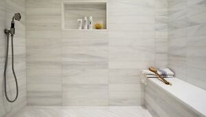DOLOMITE BIANCO MARBLE TILES ONLY $ 6.99 sq.ft.