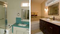 Bathroom and Kitchen designer/renovator/remodeler