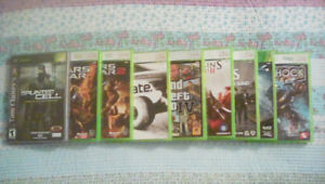 ORIGINAL XBOX and XBOX 360 games