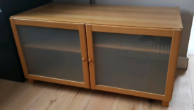 IKEA TV cabinet/ sideboard Oak
