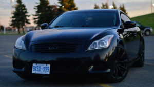 2008 Infiniti G37S Coupe - Great Condition