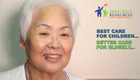 Korean Speaking Caregiver Required in Oakville