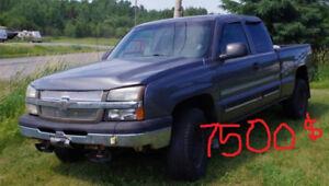Chevrolet Silverado 2007 4X4