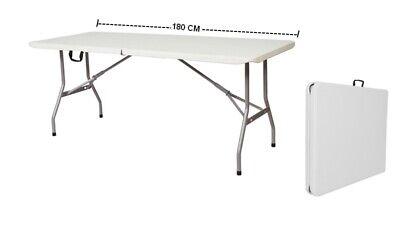Mesa Plegable Maleta Piano Hdpe - Modelo Caravaggio