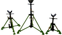 Synergy Hi-Viz Series Large Collapsible Pipe Stand ECO-LCSHV