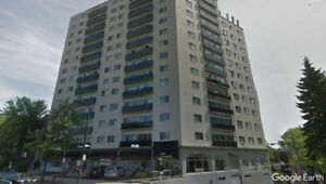 Great 2-1/2 apartment in Sherbrooke est