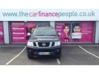 Nissan Navara 2.5dCi ( EU V ) auto Platinum