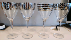 4 Wine Glasses (Next)