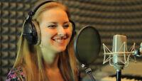 cherche acteur voix (adolescent) pour enregistrement sonore