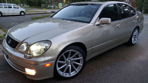 2000 Lexus GS300 Premium Package Sedan