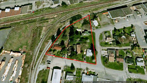Investment Holding Property-DOWNTOWN CHILLIWACK