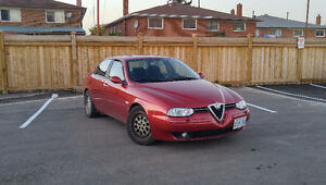 Alfa Romeo 156, 2.5 V6, 6 Speed Manual