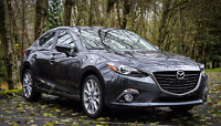 2014 Mazda 3 GS Lease- in showroom cond. & Platinum Protection!