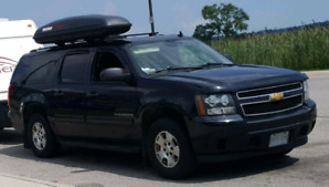 2014 Suburban - very well maintained