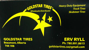 GRADER TIRES  17.5X25  $595.00 EA SPRING SALE BUY 6 $520.00 E3