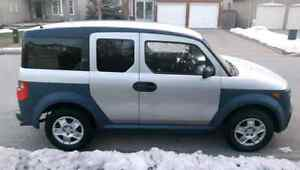 LOADED 2006 HONDA ELEMENT I-VTEC SUV! BEST OFFER TAKES IT TODAY!