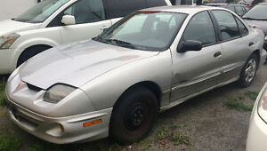 2001 Pontiac Sunfire SE Coupe (2 door)