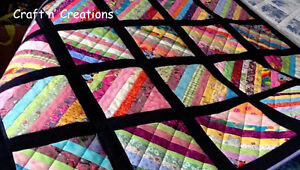 Handmade Colourful Baby Quilts