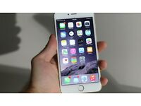 IPhone 6 Plus 16GB Silver And White