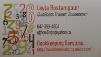 BOOKKEEPING SERVICE HOURLY $18