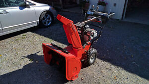 """Ariens Deluxe  24"""" Snowblower - Barely Used"""