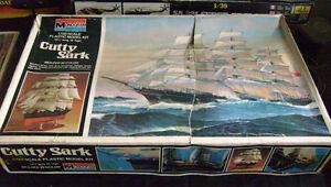 Cutty Sark - Modèle Réduit - 1/120 Scale - Plastic Model Kit