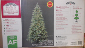 MOVING SALE top of the line Christmas Tree