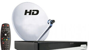 Free Install - TV with over 200 different channels + Free HDPVR