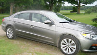 2009 Volkswagen CC Highline Sport Sedan
