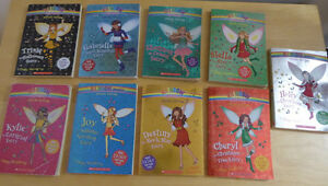 7 ($ 10) and 9 ($ 15) Rainbow Fairies paperbacks Kitchener / Waterloo Kitchener Area image 2