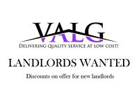 Landlords Wanted!
