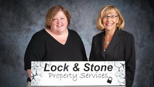 1 Bedroom Apts Available - Lock & Stone Property Services