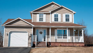 **BEAUTIFUL 2 STOREY IN MONCTON'S NORTH END**