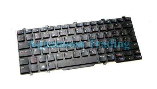 8xkkj Dell Latitude 3340 E5450 E7450 Laptop Keyboard Bili...