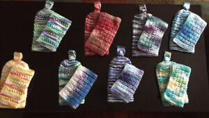Knitted Kitchen Towel Sets