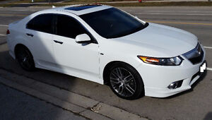 2012 Acura TSX Sedan Rare A-Spec Edition