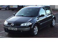 Renault Megane 1.6 (2004) 6 months mot 90,000 miles