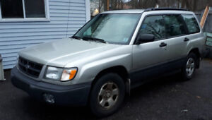 Newly Inspected AWD Forester