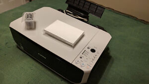 Canon PIXMA MP210 Scanner/Printer - want gone asap! FREE