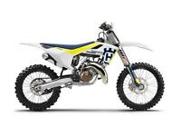 2017 HUSQVARNA TC125 | 0% FINANCE | IN STOCK NOW | 6 MONTHS WARRANTY SX TC 125