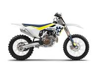 2017 HUSQVARNA FC450 | 0% FINANCE | IN STOCK NOW | 6 MONTHS WARRANTY SX-F FC 450