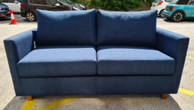 Brand New John Lewis Barlow Small 2 Seater Sofa Bed with Pocket Sprung