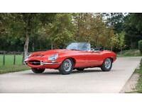 Jaguar E-Type 3.8 Series 1 Roadster