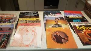 Hundreds of 70's & 80's 'Easy Listening' Vinyl Records for sale Torrensville West Torrens Area Preview