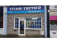 Tattoo Studio for sale