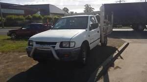 WRECKING A 1998 HOLDEN RODEO SINGLE CAP LX 3.2 L V6 Smithfield Parramatta Area Preview