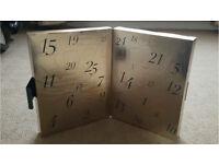 SOLD OUT BNIB No 7 Advent Calendar