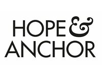Hope & Anchor - Head Chef - Sheffield